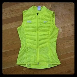 Neon Nike vest